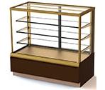 Кондитерская холодильная витрина Carboma ВХСв - 1,3д Cube
